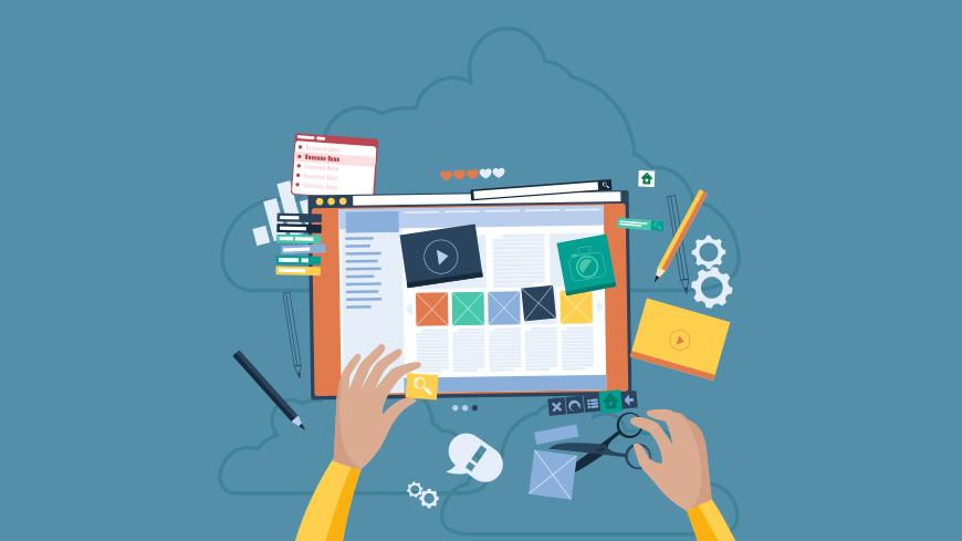 طراحی وب سایت در کرج